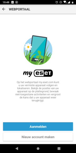 ESET Android Screenshots (5)
