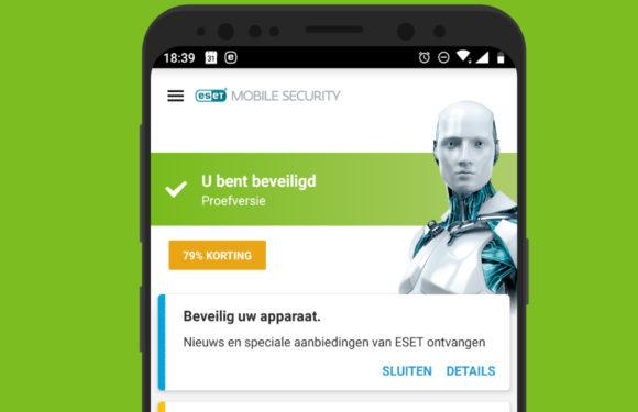 ESET review: antivirus-app doet wat het moet doen, maar oogt gedateerd