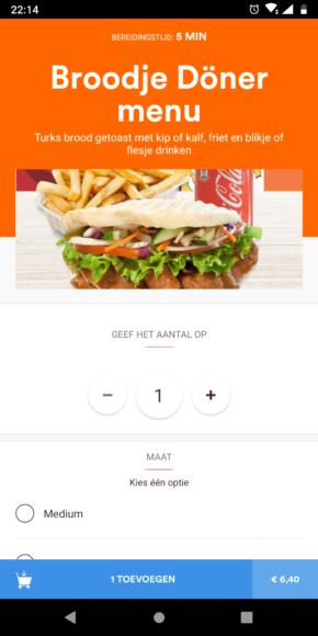 Foodsy screenshots (1)