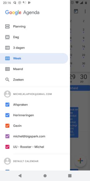 Google Agenda Material Design screen (3)