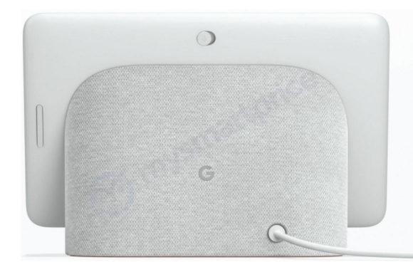 'Renders tonen Pixel Stand-oplader en Google Home Hub'