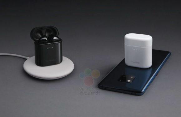 'Huawei brengt draadloze oordoppen uit die je met de Mate 20 kunt opladen'