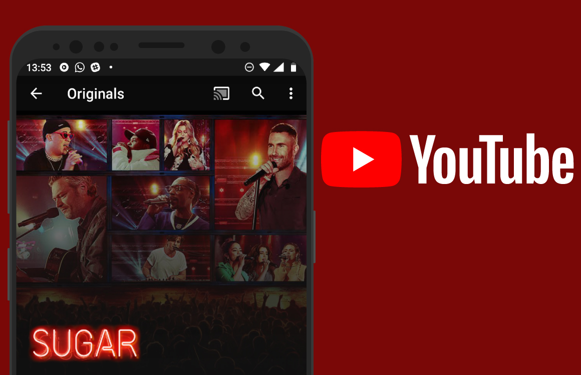 Bevestigd: YouTube Originals-series straks gratis te kijken voor iedereen