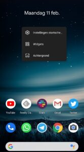 android pie app-suggesties