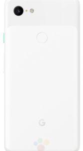 google pixel 3 xl renders