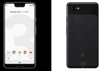 'Persrenders tonen Google Pixel 3 en Pixel 3 XL in vol ornaat' (+ wallpapers)