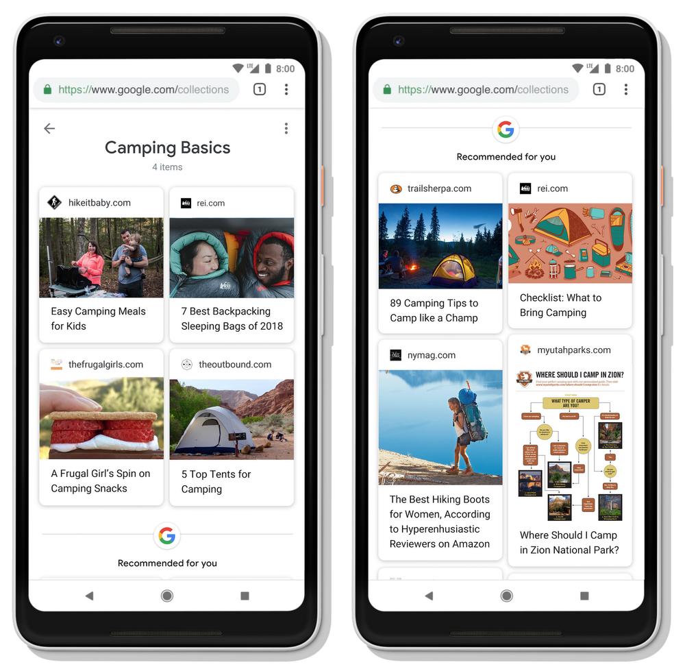 Google-verbeteringen