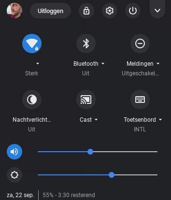 chrome os-interface