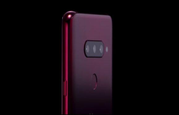 LG's teaser voor de V40 ThinQ geeft volledig toestel prijs