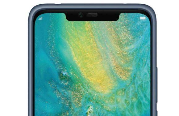 'Huawei Mate 20 Pro ligt op 5 november in de winkels en zoveel kost hij'