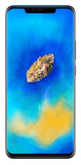 Huawei Mate 20 Pro foto's