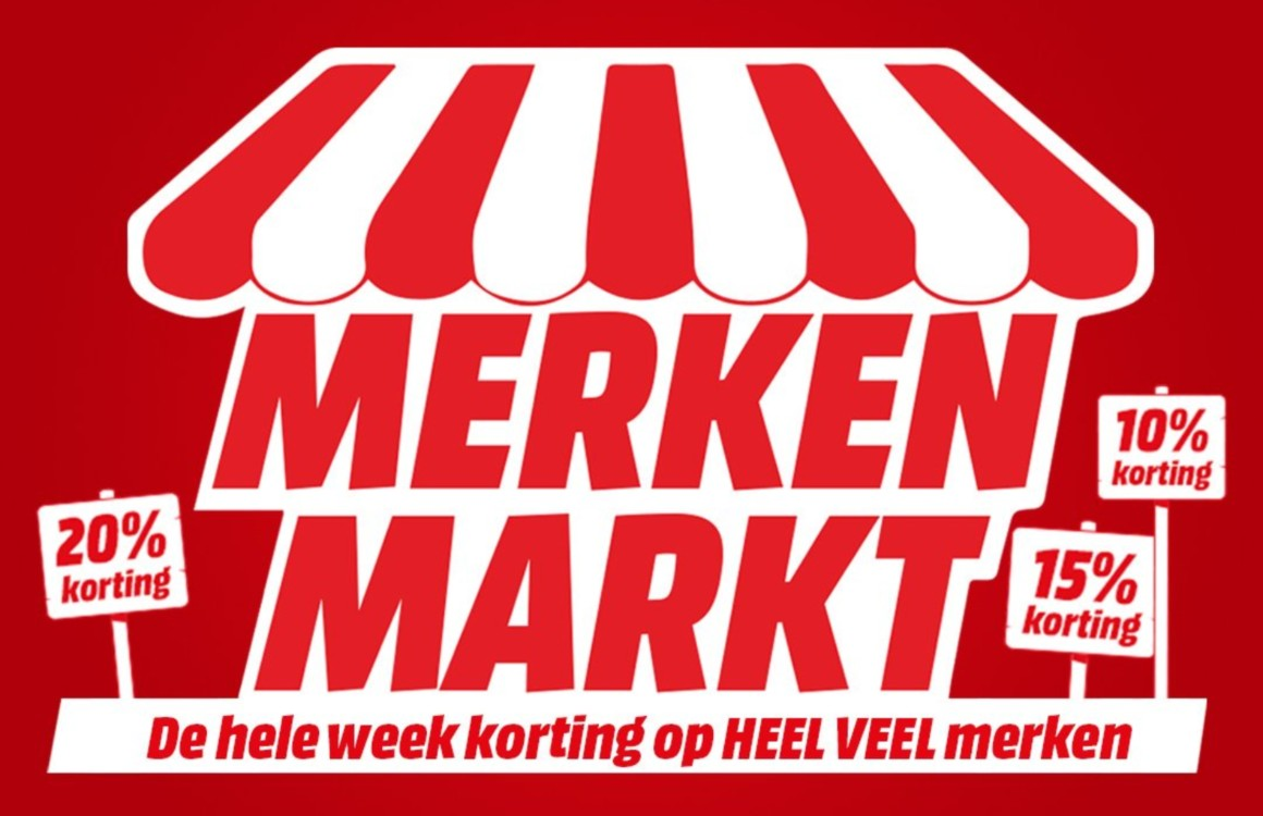 Pak 10% korting op de Galaxy S-reeks tijdens MediaMarkt MerkenMarkt! (ADV)