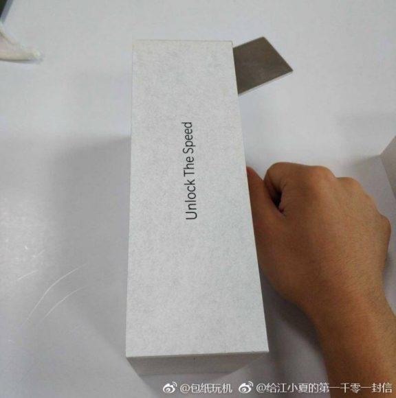 OnePlus 6T verpakking