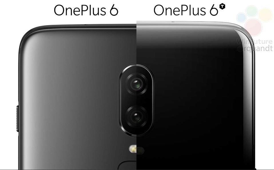 Foto OnePlus 6T achterkant