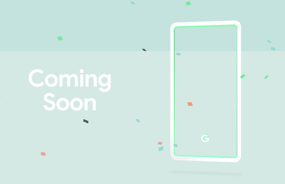 2 dingen die we hebben geleerd van Googles nieuwe Pixel 3-teaser