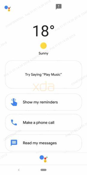 pixel stand google assistent