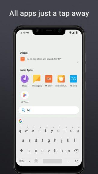 Xiaomi Poco Launcher downloaden