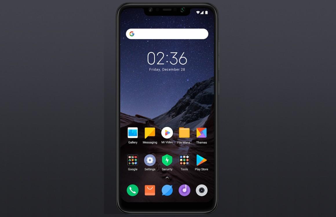 Xiaomi zet Poco Launcher in Play Store: probeer Pocophone F1-software uit