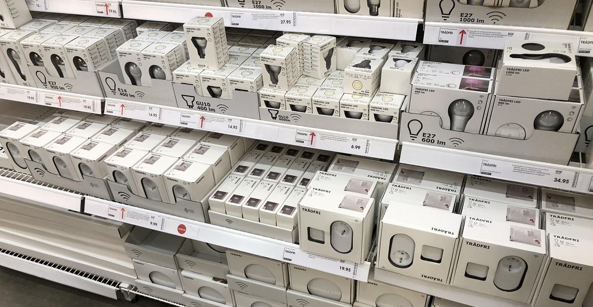 IKEA Tradfri-stopcontacten