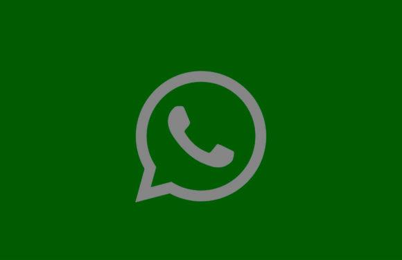 'WhatsApp krijgt binnenkort eindelijk een donkere modus'