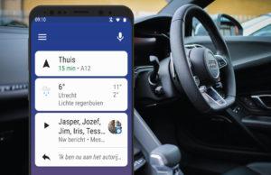 Android Auto-verbeteringen 2019
