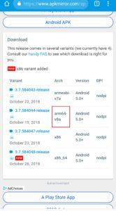 Android Auto-vragen screenshot 2