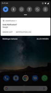 Android notificaties terughalen screenshot (5)