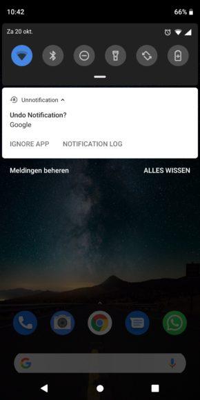 Android notificaties terughalen screenshot (5)