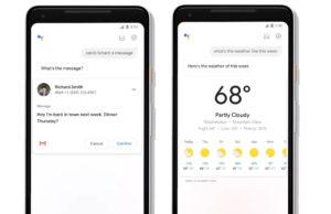Google-Assistent-design-update