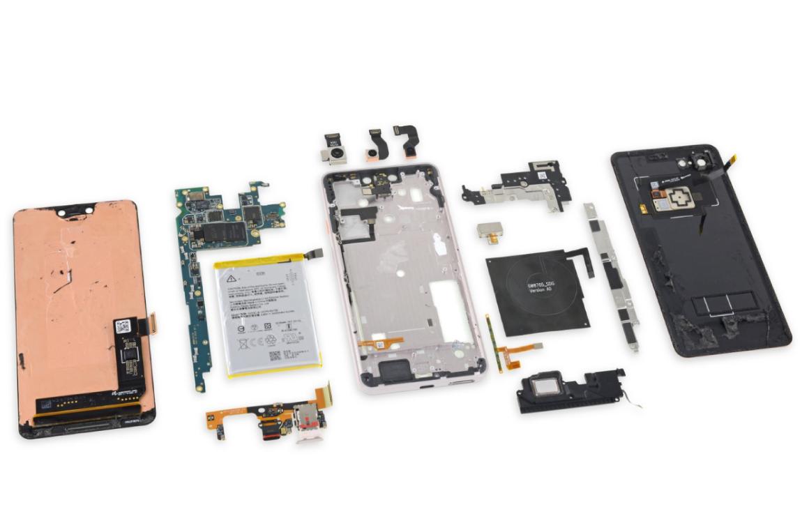 Google-Pixel-3-reparatie