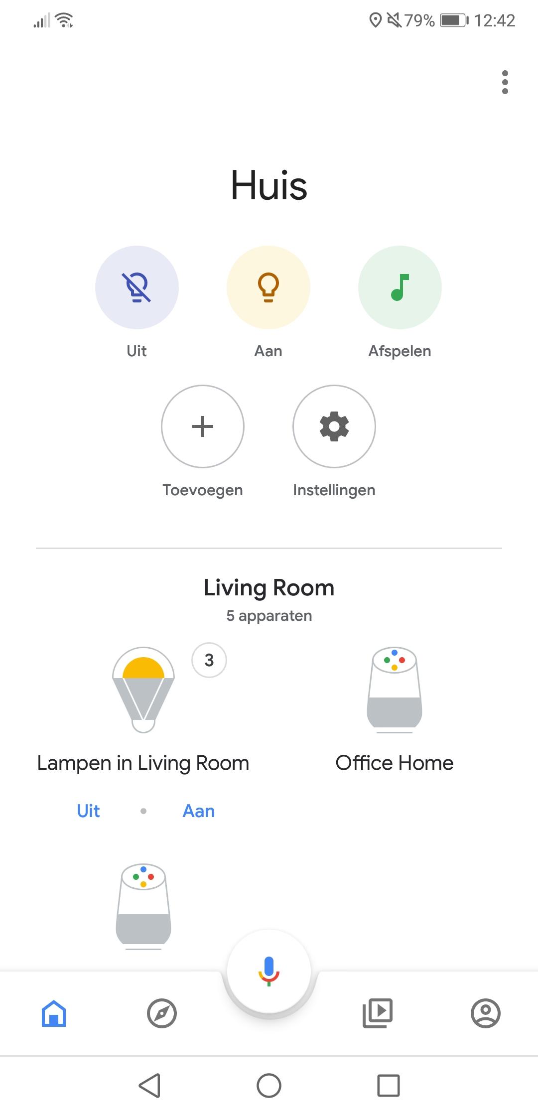 Je kunt nu al je Google Home Nederlands instellen: zo werkt het