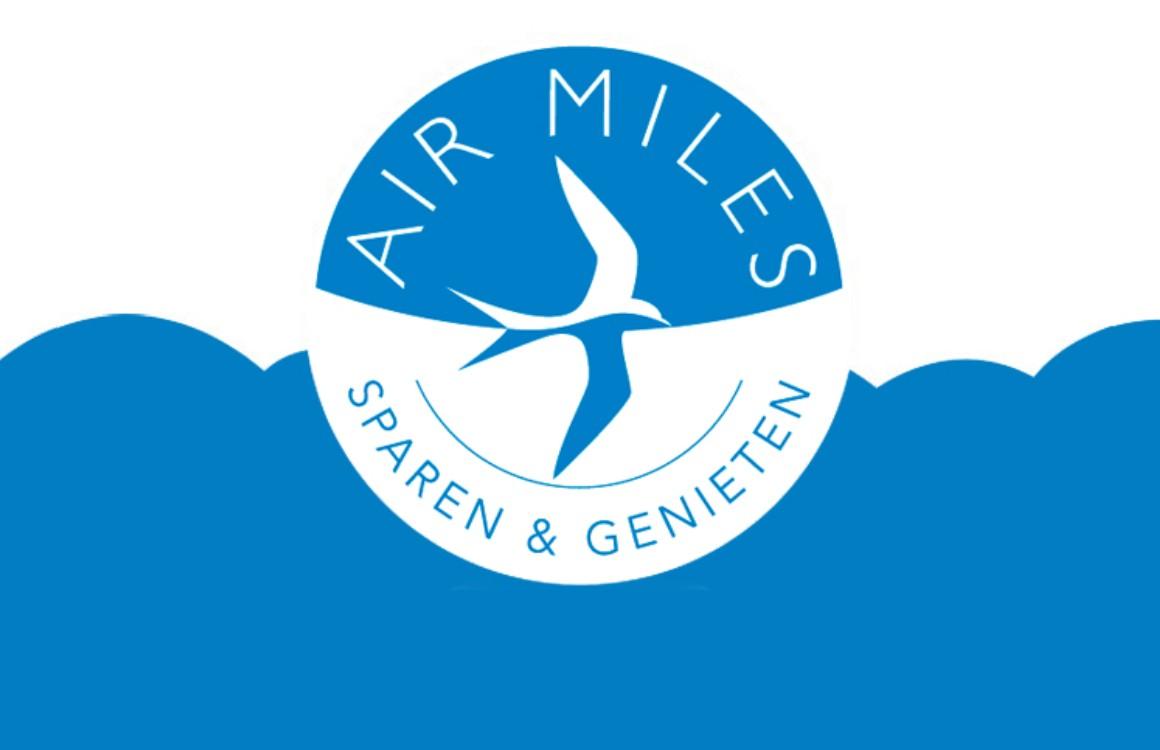 Met de Air Miles-app kun je nog snel je oude Air Miles inwisselen