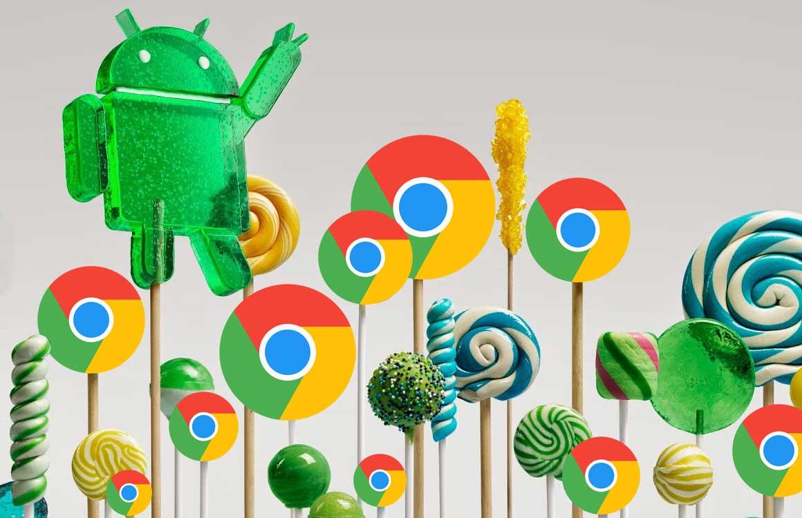 Google Chrome 77 voor Android: veiliger, maar zwaarder