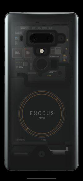 HTC Exodus 1 officieel