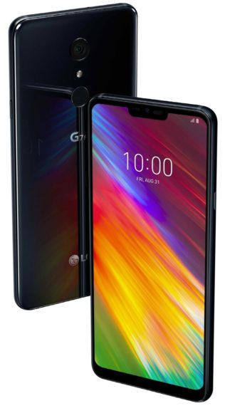 Release LG G7 Fit