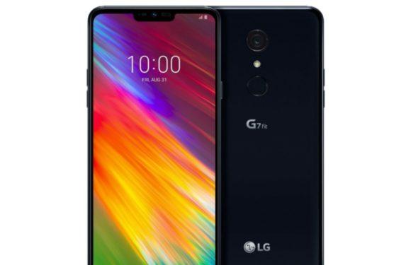 LG brengt goedkopere G7 Fit op 15 november in Nederland uit