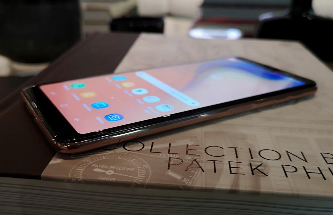Samsung brengt Galaxy A9 met vier camera's uit in Nederland