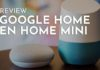 Google Home videoreview: slimme speaker met Google Assistent