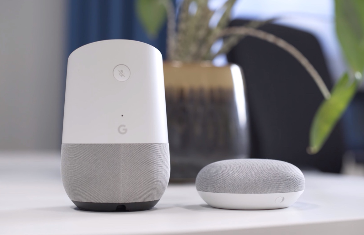 google home google home mini