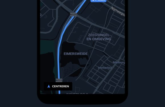 Zo gebruik je altijd de donkere modus in Google Maps