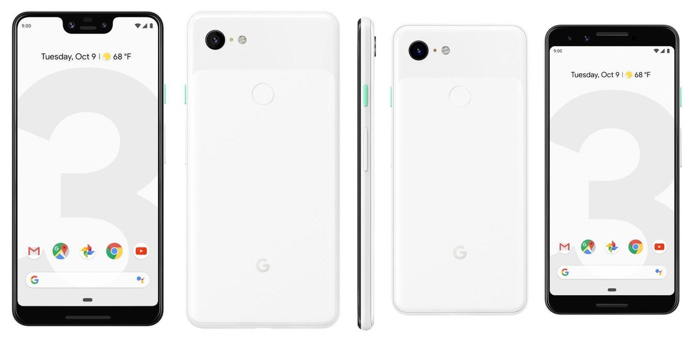 google pixel 3 officieel