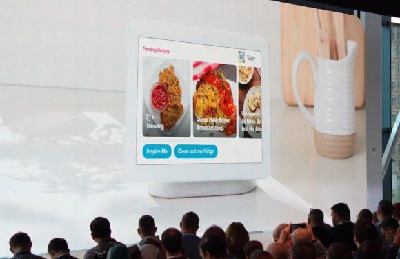 Google Home Hub onthuld: slimme assistent met eigen scherm