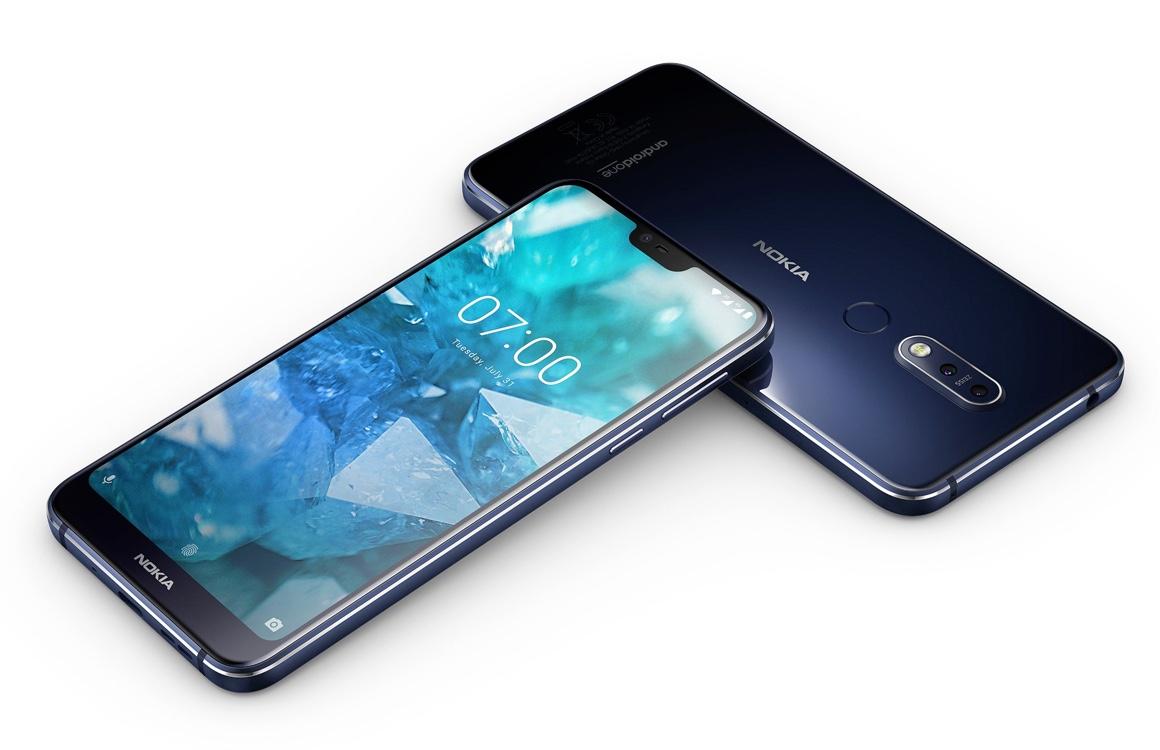 Nokia 7.1 nu te koop in Nederland, tijdelijk extra cashback korting