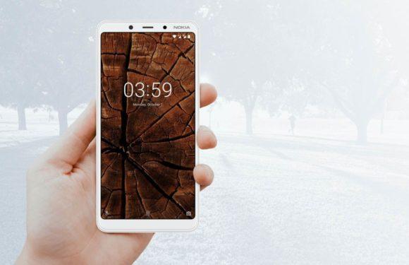 Met de 3.1 Plus heeft Nokia 6(!) budgetsmartphones in 2018 uitgebracht
