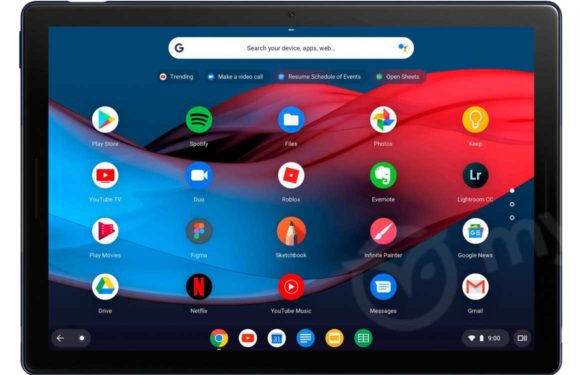 Google Pixel Slate gelekt: Chromebook en tablet in één