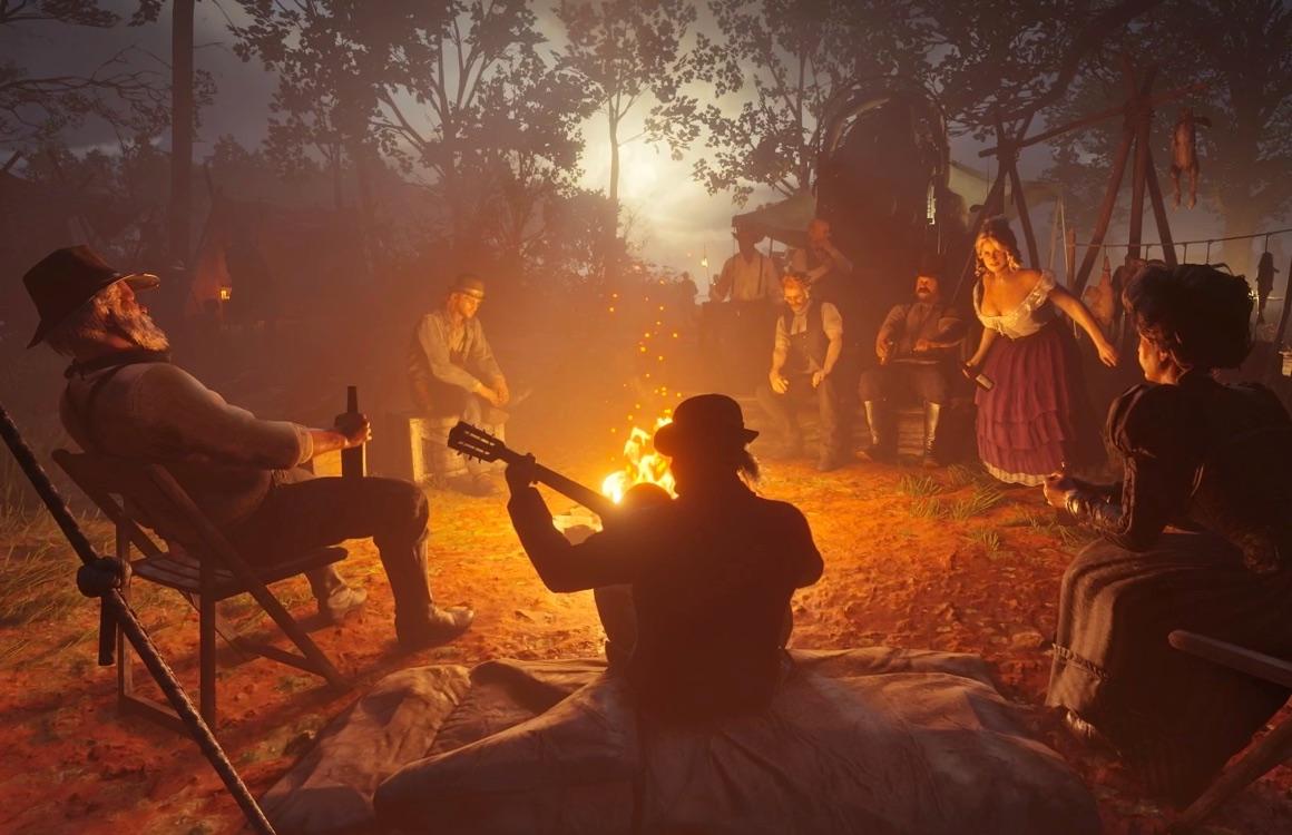 Red Dead Redemption 2-app: Rockstar haalt niet het beste paard van stal