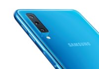 Samsung brengt Galaxy A7 (2018) met drie camera's uit in Nederland