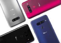 LG V40 ThinQ officieel onthuld: vlaggenschip met vijf camera's