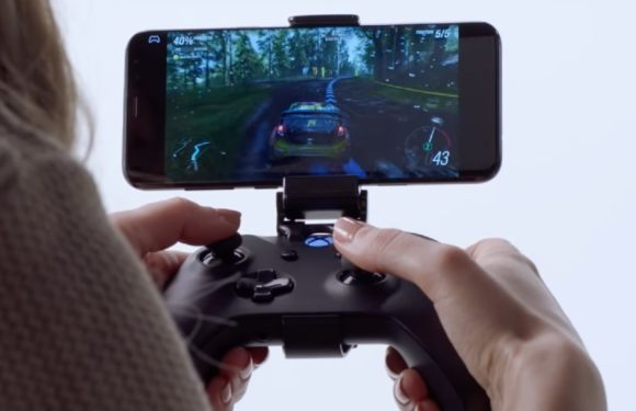 Met Xcloud speel je straks Xbox-games op je Android-smartphone