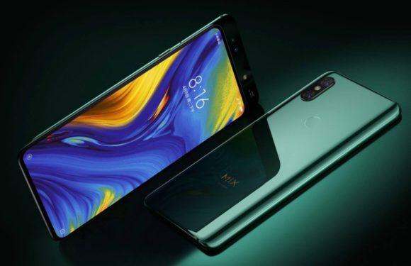 Xiaomi Mi Mix 3 met 5G en randloos scherm komt ook naar Nederland